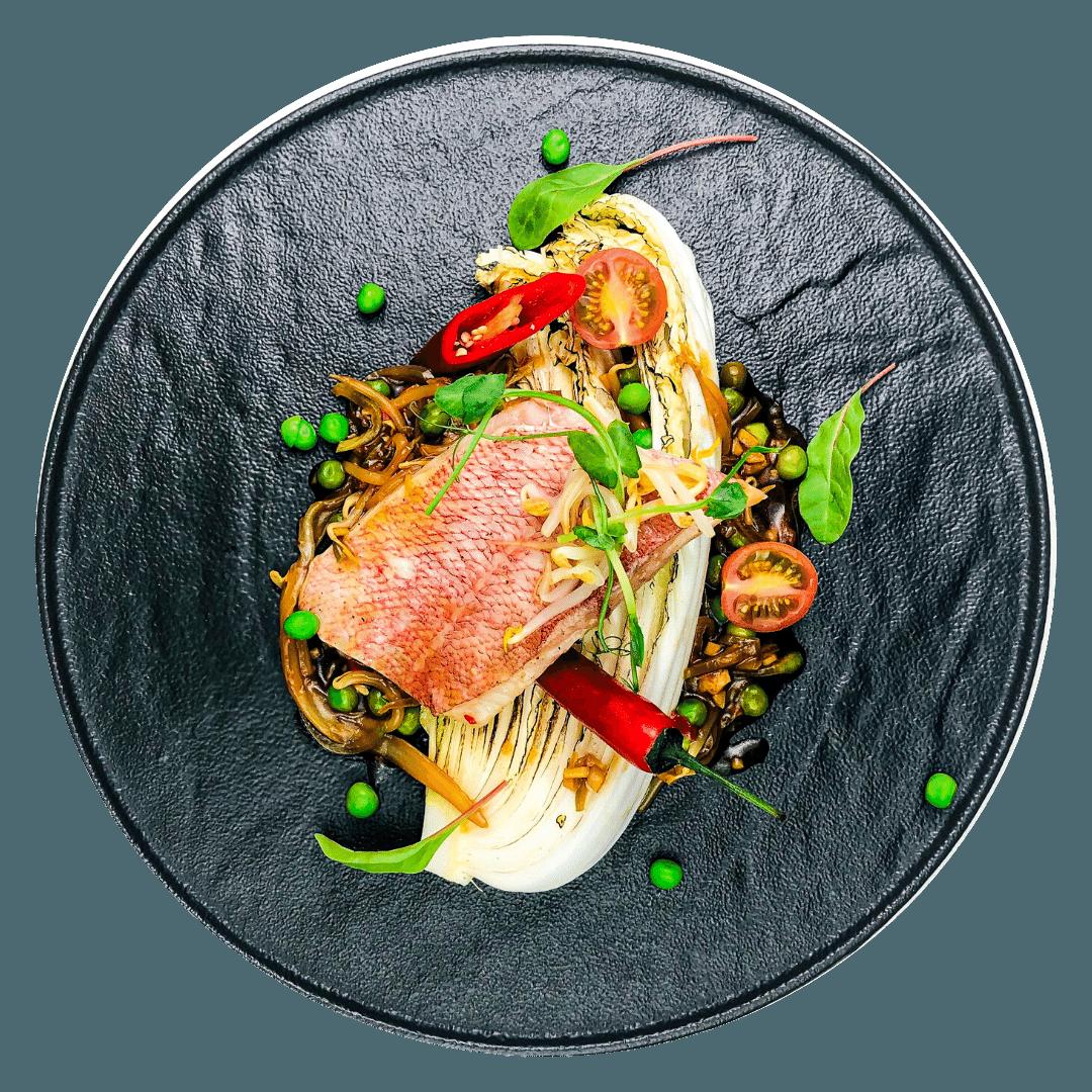 "Мастер-класс ""Французская кухня: La Marine"""