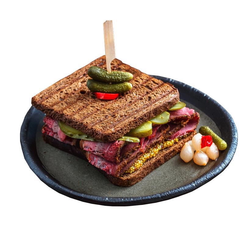 Sandwich master class
