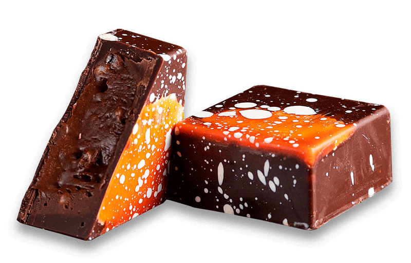 Шоколадные конфеты мастер-класс