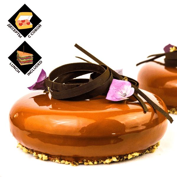 Мастер-класс по муссовым десертам Киев