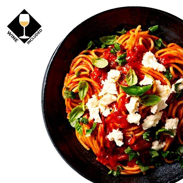 Научится готовить блюда итальянской кухни