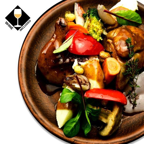 Рецепты блюд из птицы