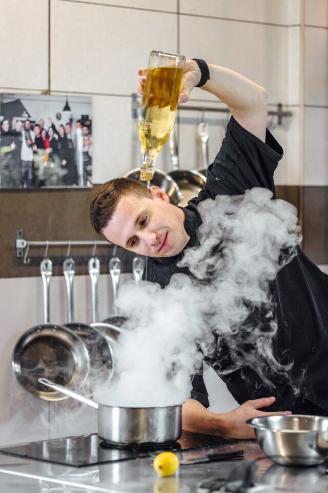Как научится готовить быстро