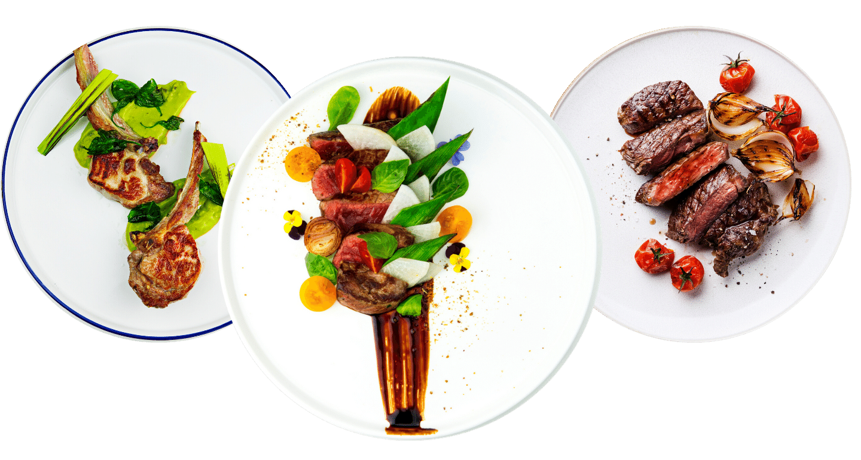 Научится готовить мясо