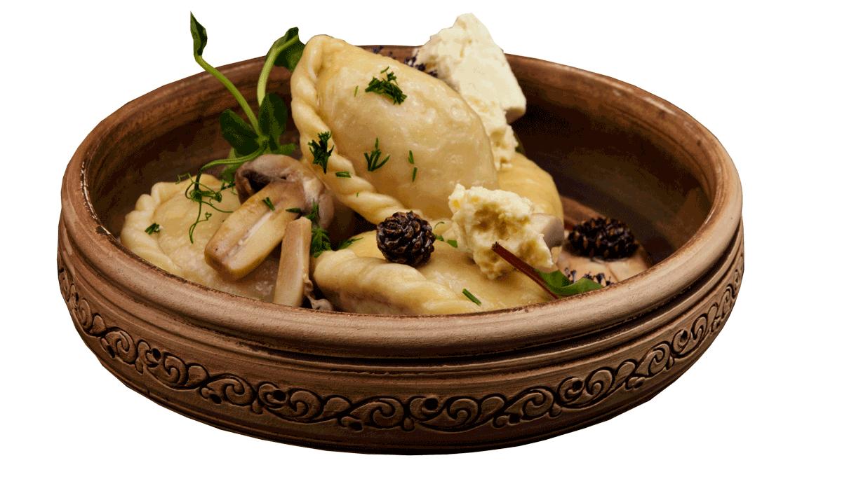 Научится готовить Украинскую кухню