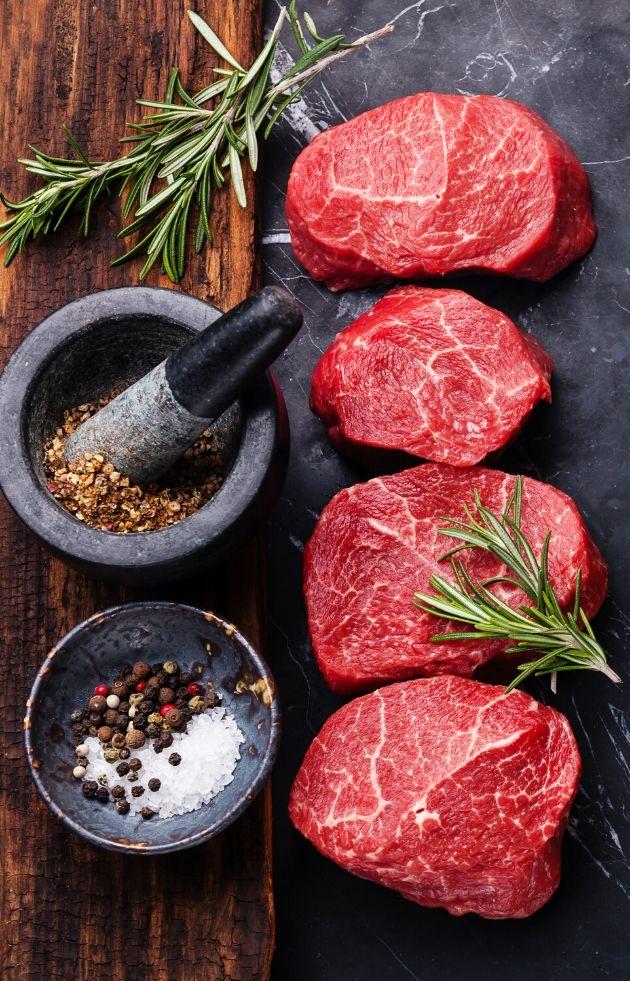 Правила выбора мяса на рынке