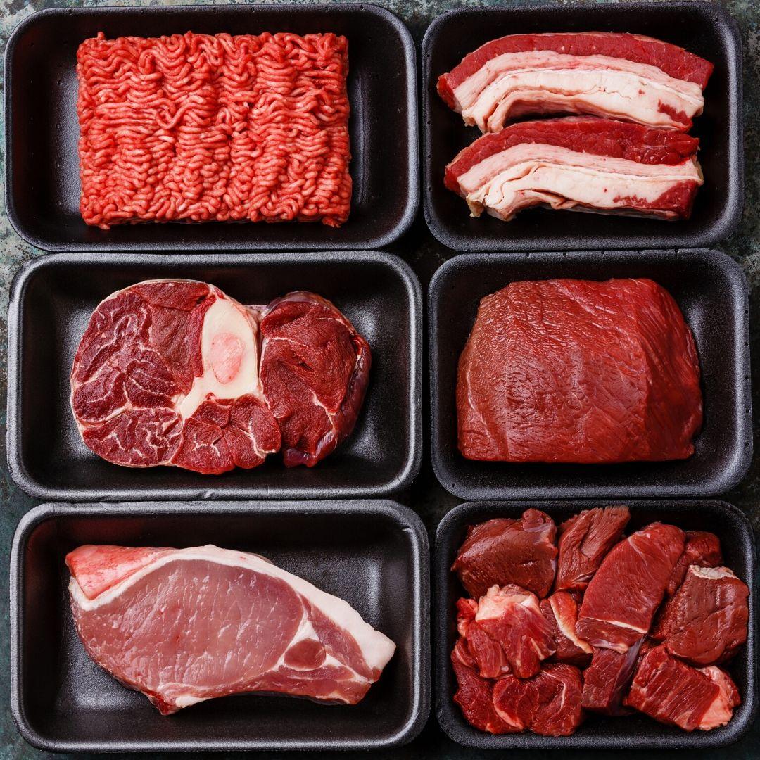 Как правильно выбирать мясо на рынке