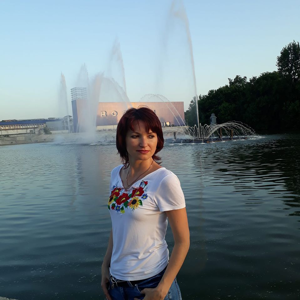 Людмила Коломийченко