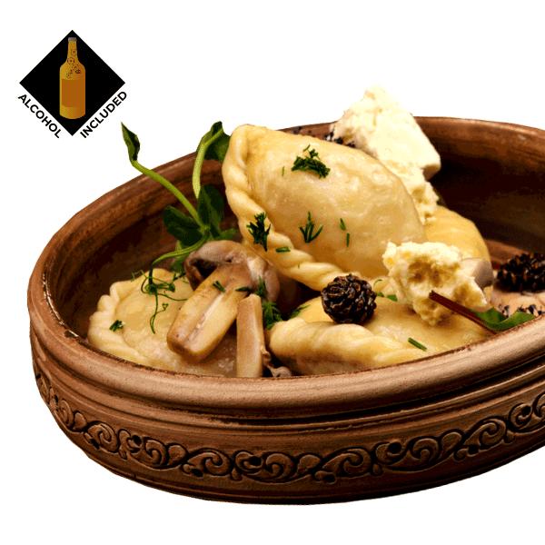 Рецепты блюд Украинской кухни