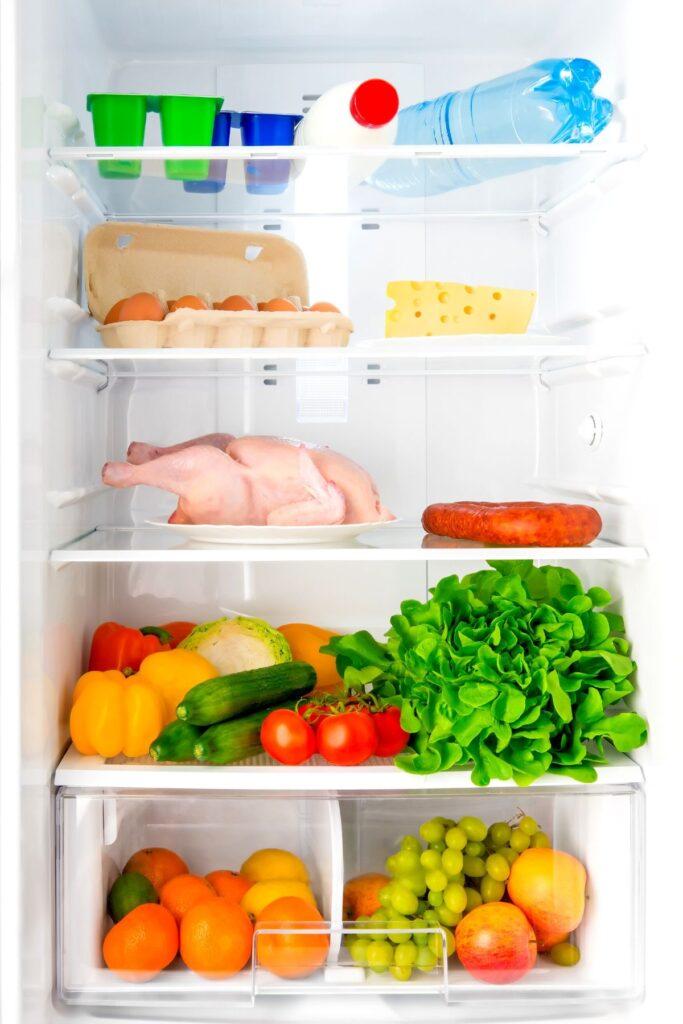 Правила выбора продуктов в супермаркете