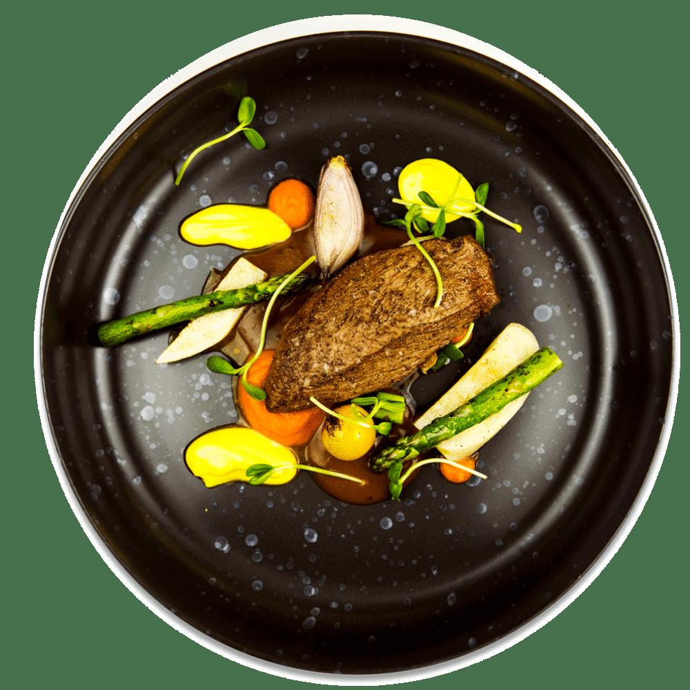 Сочетание алкоголя и мяса