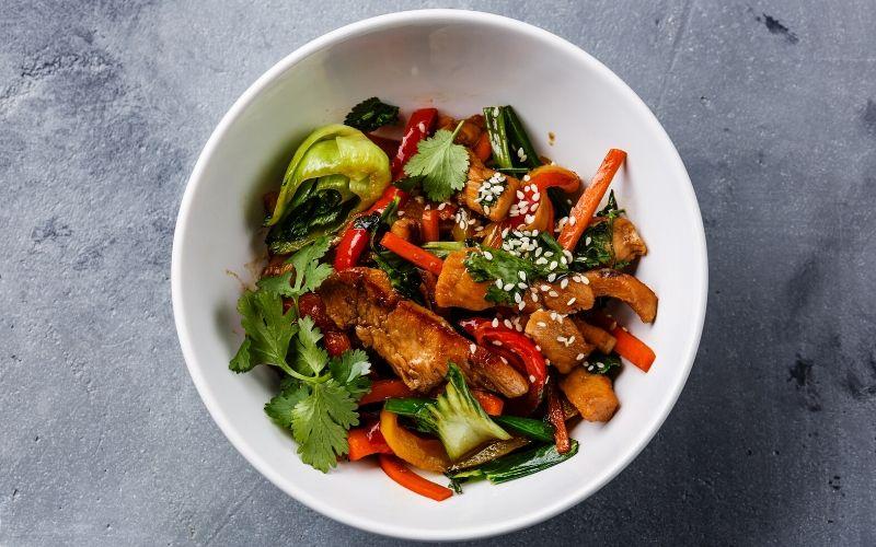 Рецепты блюд азиатской кухни