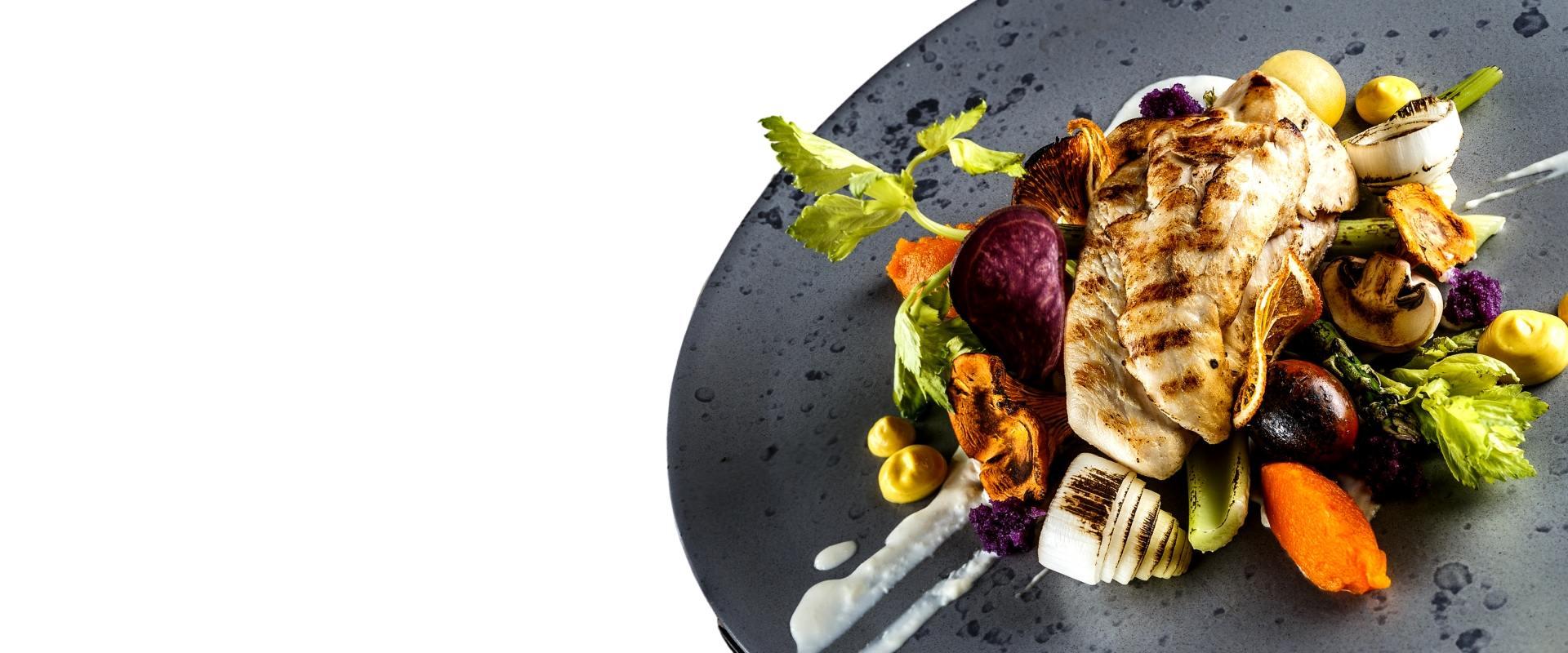 <small><small> Кулинарный курс </small></small><br> ресторанные блюда дома за 30 минут