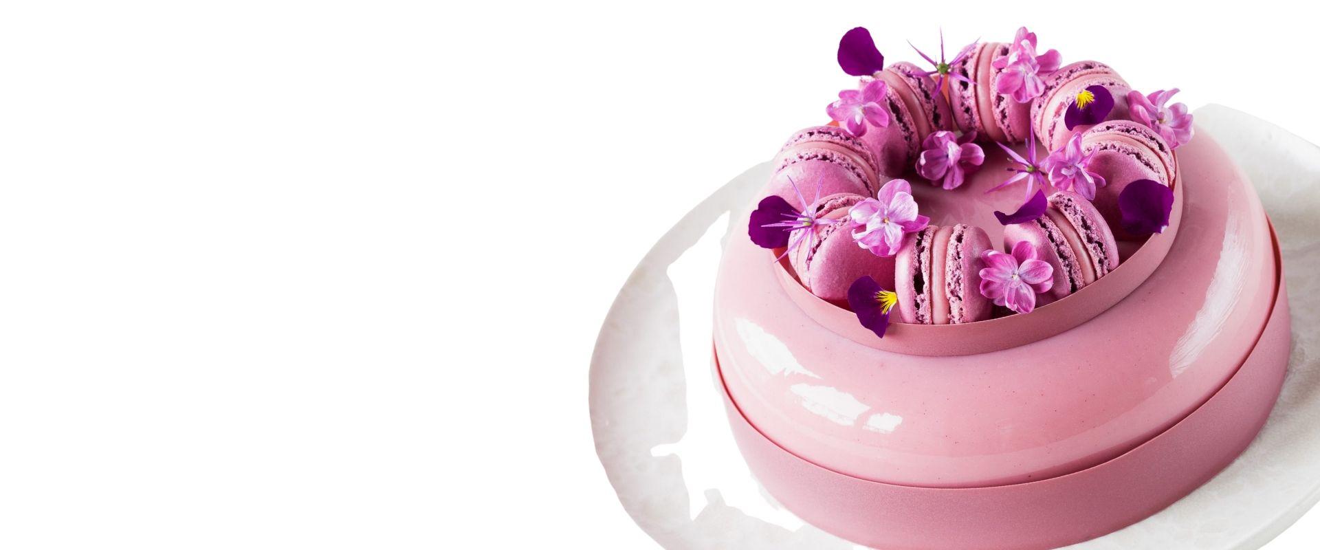 Удивительные <br> муссовые десерты