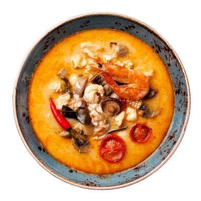 Рецепты супов паназиатской кухни