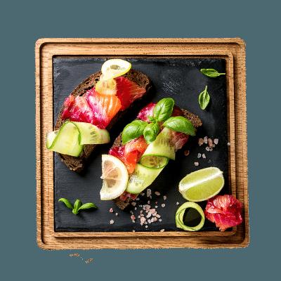 Рецепт маринования лосося