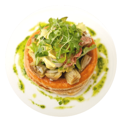 Мастер-класс французской кухни Киев