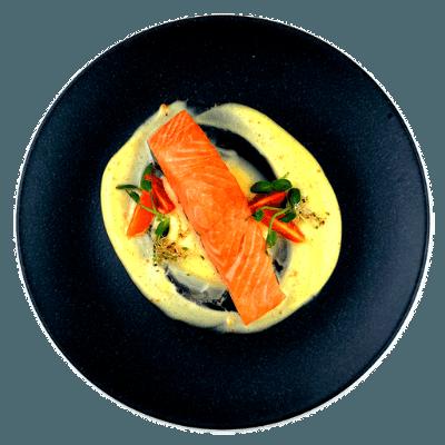 Рецепты блюд с лосося