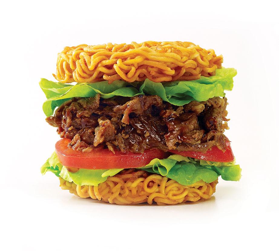 Рецепты бургеров от шеф-повара