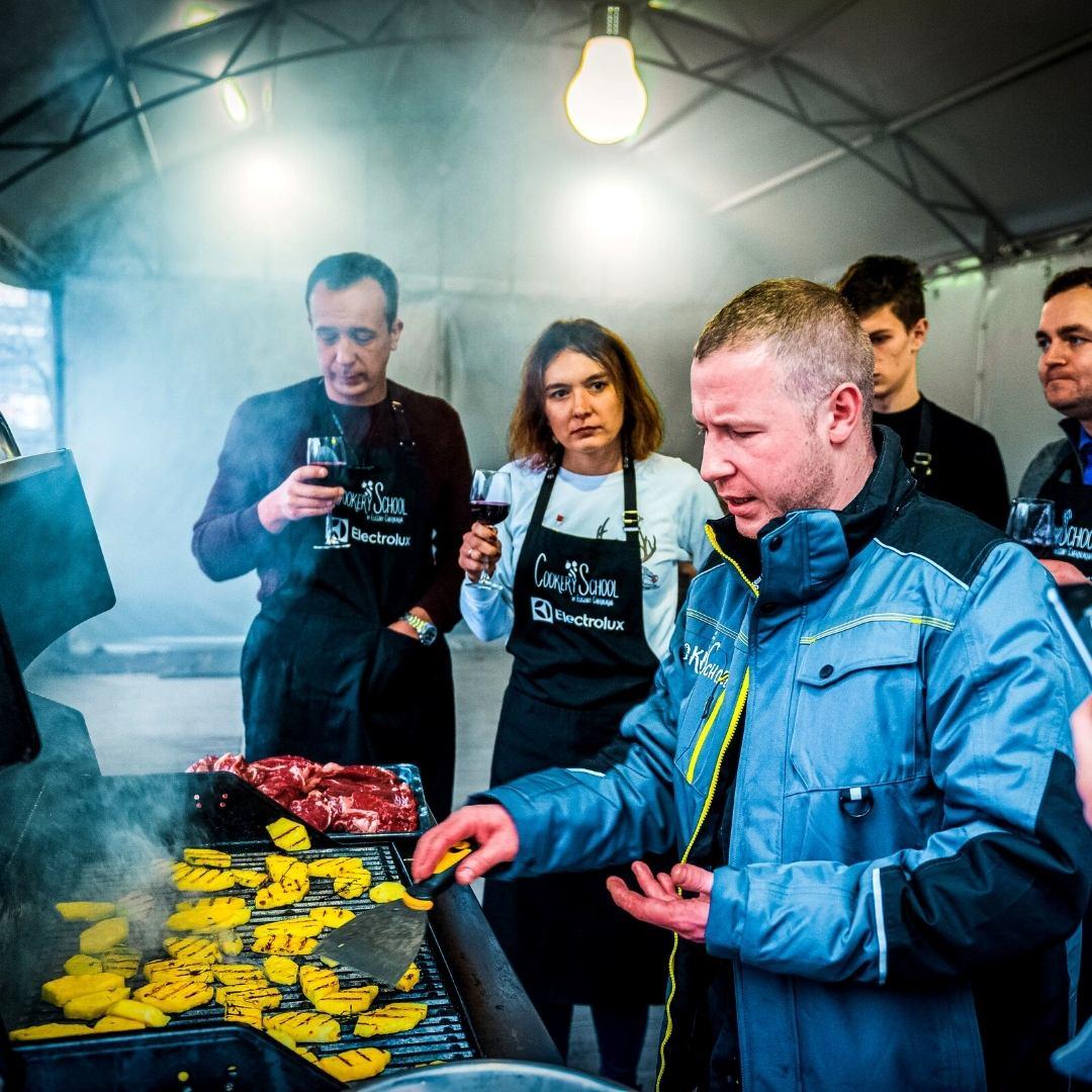 Летняя террасса для проведения корпоратива в Киеве