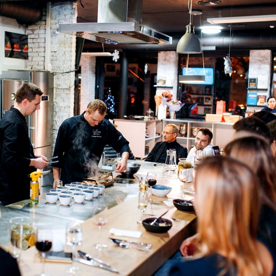 Рестораны для мероприятий Киев
