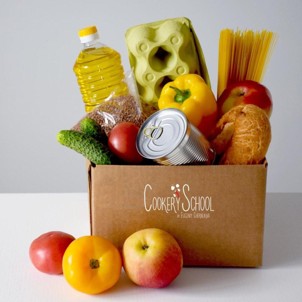 Онлайн корпоратив проведение с продуктами