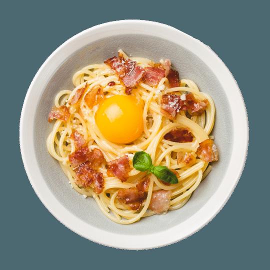 Научиться готовить пасту карбонара онлайн