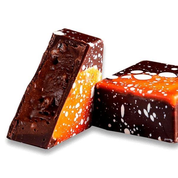 нарезные шоколадные конфеты онлайн мастер-класс