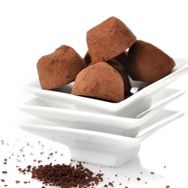 Мастер-класс по приготовлению шоколадных трюфелей онлайн