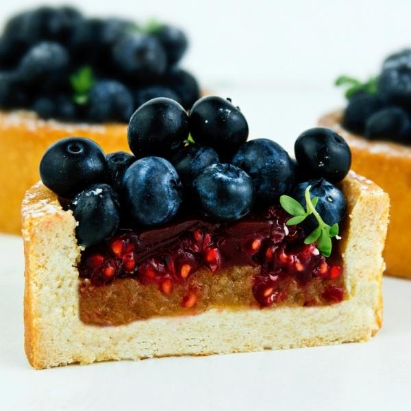 Мастер-класс по приготовлению тарт онлайн