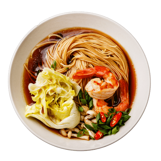 Научиться готовить суп Рамен