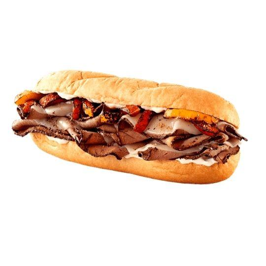 Сендвич филадельфия рецепт