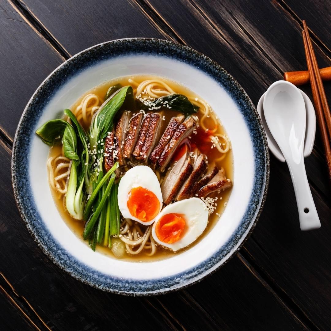 Азиатский суп рецепты