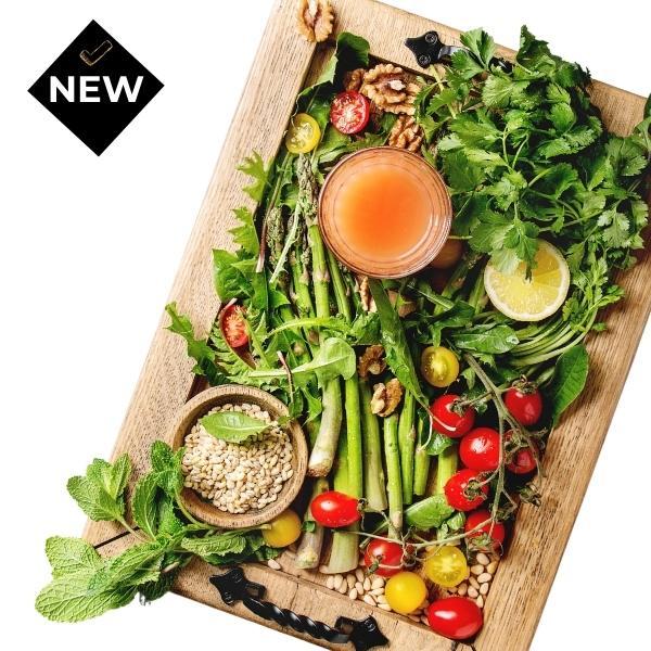 Майстер клас вегетаріанської кухні