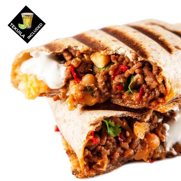Мастер-класс мексиканская кухня