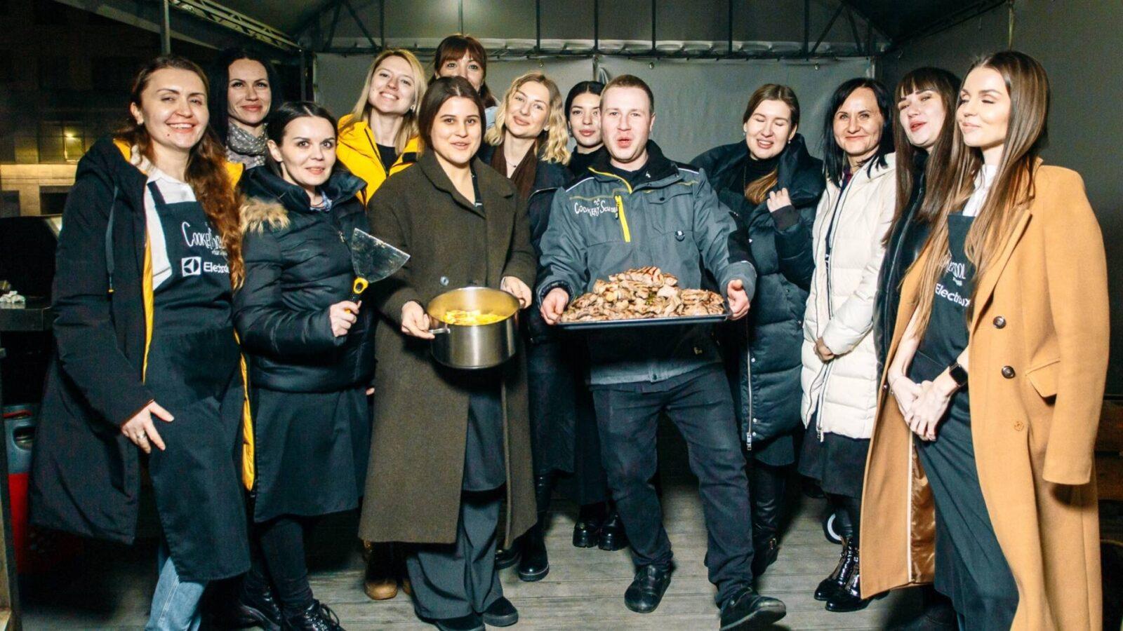 Командообразующие мероприятия для сотрудников в Киеве