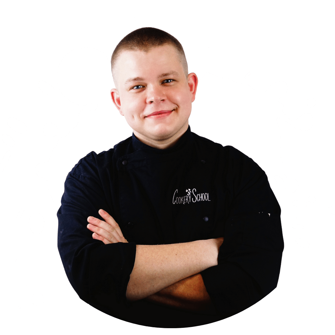 Преподаватель в кулинарной школе