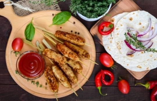 как готовить кебаб рецепт