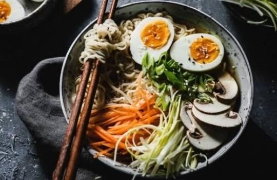 Рамен суп рецепт