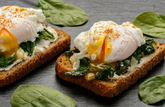 как готовить яйцо-пашот