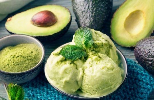 Веганское мороженое рецепт