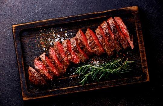 альтернативное мясо для стейка