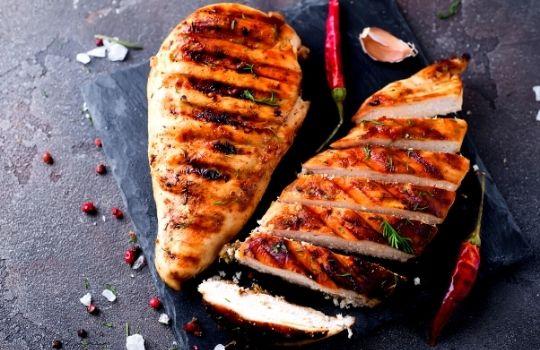 как готовить курицу мастер-класс